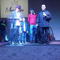 Preaching in Brazil Alongside Pst Diego