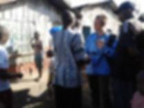 Ministering In Kenya