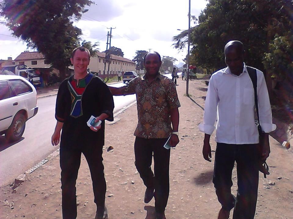 Robert, William & Samuel, outreach