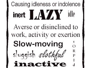 Defeating The Spirit Of Laziness