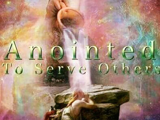 ARE YOU ANOINTED TO SERVE THE KING?