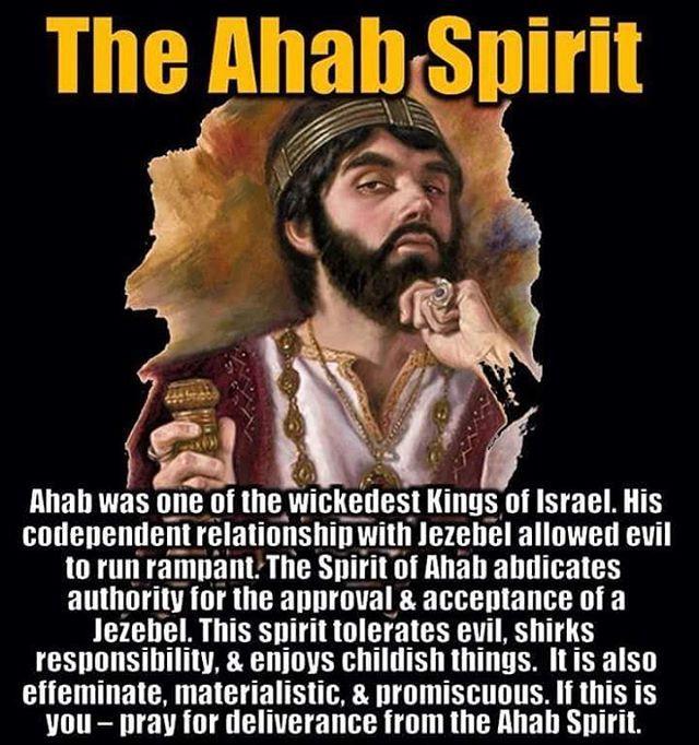 SPIRIT OF AHAB