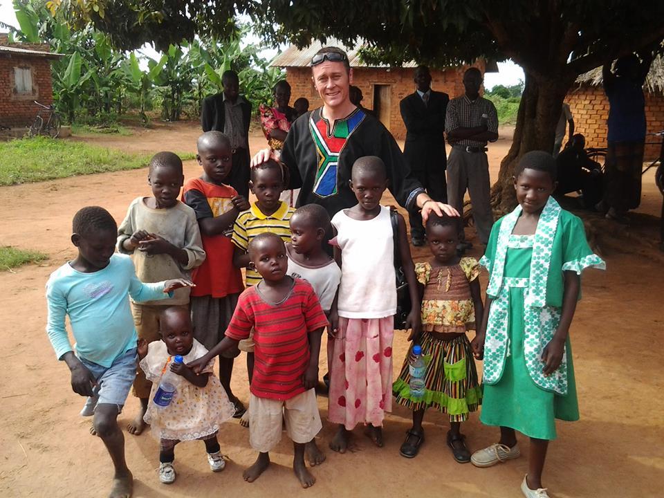 Pst Robert african kids