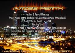 Arise Perth 1