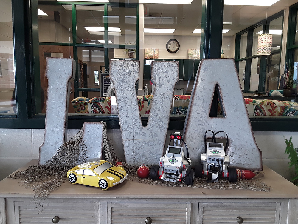 LVA robots invitation