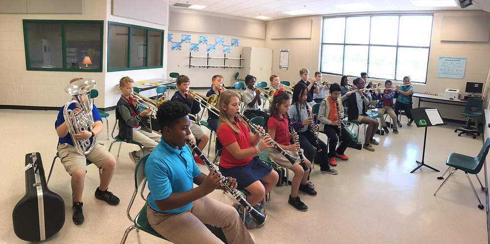 LVA Elementary Band