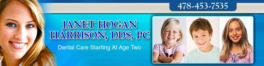 Janet Hogan, Harrison, DDS, PC