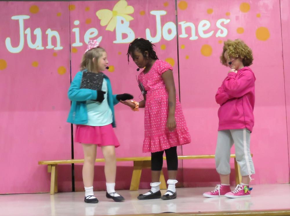 LVA Junie B. actors