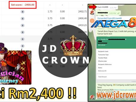Member Cuci Rm 2400 Dalam Game Magician