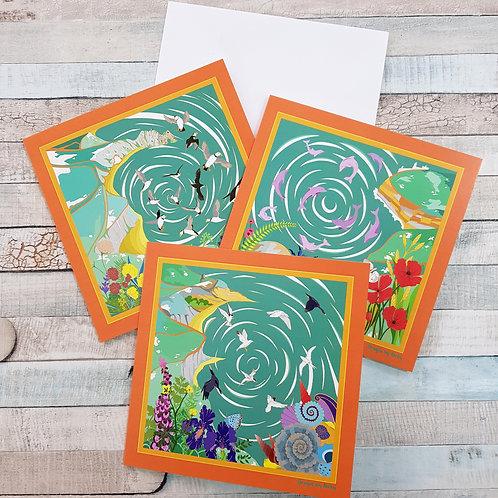 Purbeck Card Pack