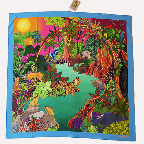 Into the forest, Indian mangrove scarf