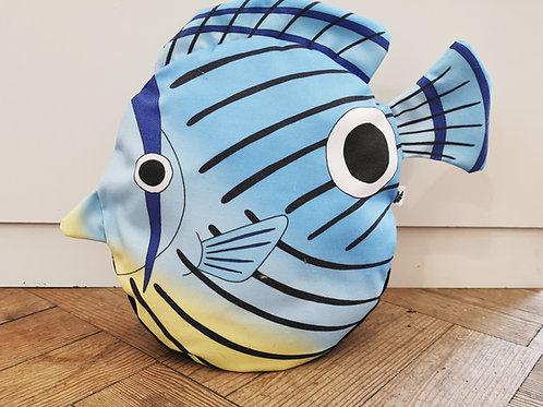 Barry the butterflyfish doorstop