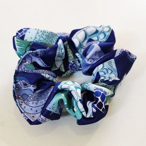 Pamper the Hippocampus Scrunchie