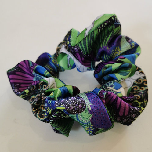 White Hart Scrunchie