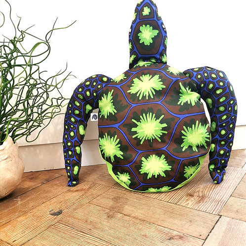 Terry the turtle doorstop
