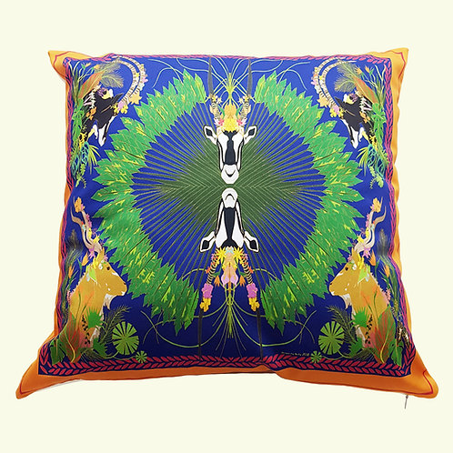Queen of the nile cushion