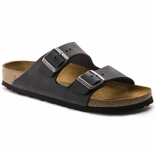 Birkenstock Arizona oiled Leather Soft Footbed 110223