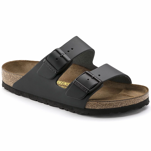 Birkenstock Arizona Leather Black 101905