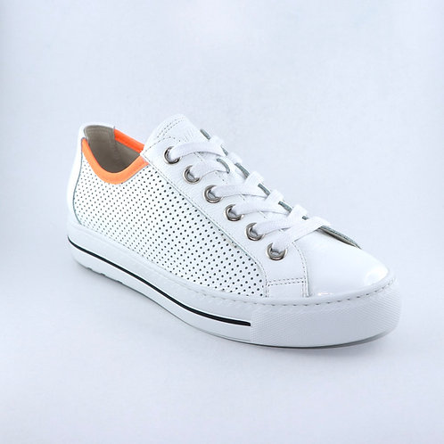 Paul Green Neon White/Orange 116011