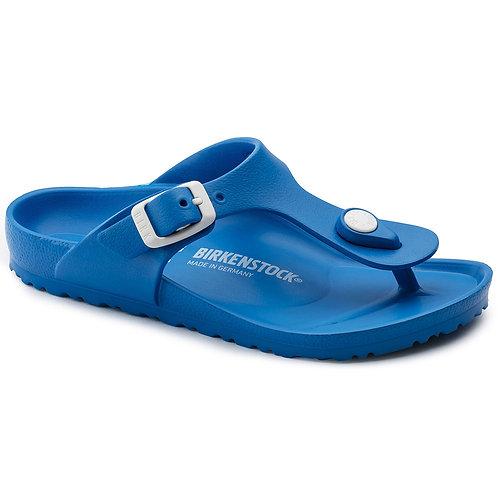 Birkenstock Gizeh EVA Scuba Blue 116225