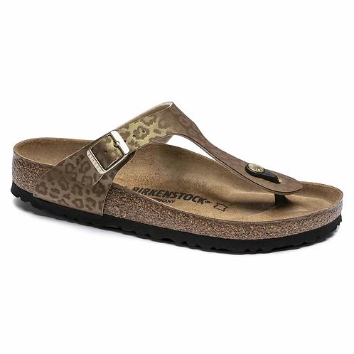 Birkenstock Gizeh Leopard Birko-Flor 116270