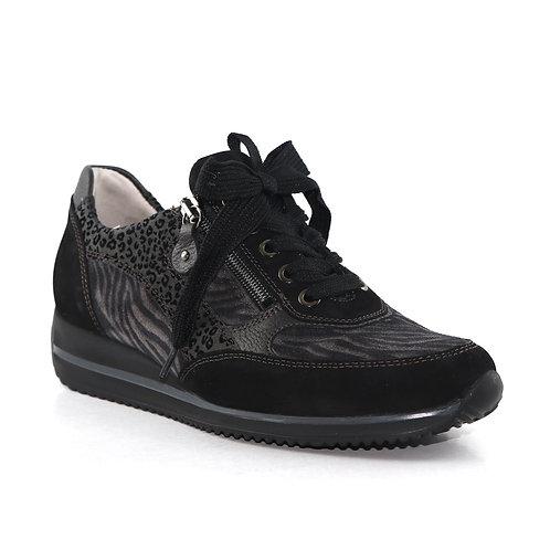 Waldläufer Black / Carbon 116982