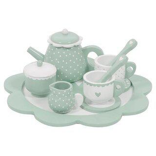 Little Dutch Service à thé en bois 115713