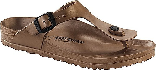 Birkenstock Gizeh EVA Metallic Copper 116403