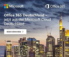 Microsoft Office 365 Deutschland