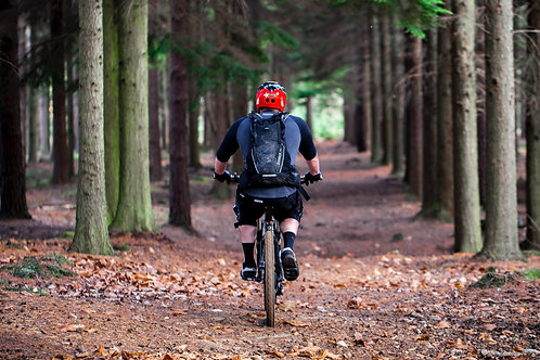 Introduction to Mountain Biking Camp (July 12 - 16, 2021)      (Ages: 9 - 11)