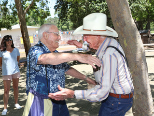The Class of 1942 marks 75 years