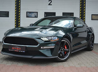 Ford Mustang Bullit - ATST s.r.o.
