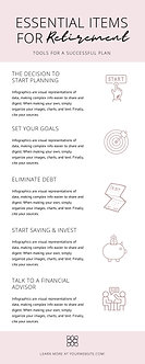 Done-For-You Design Template - Infographic - Plush