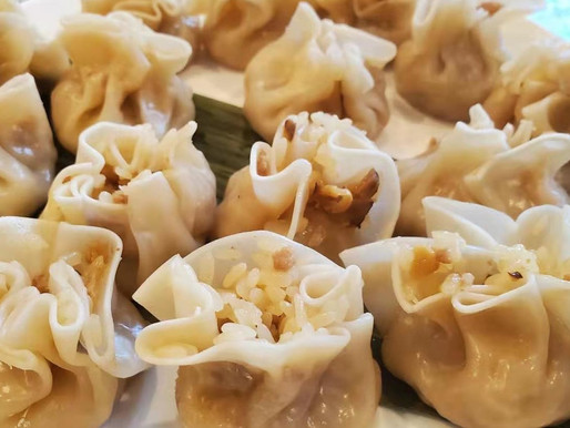 Siu Mai Recipe (Shao Mai) with Sticky Rice