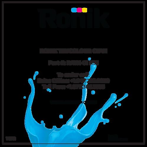 RONIK TRUCOLOUR CYAN