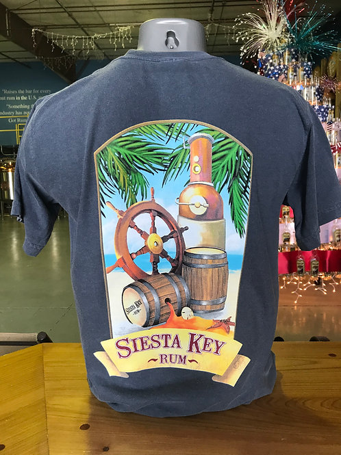 Siesta Key Rum Graphic Ts