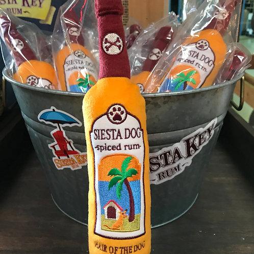 Siesta Key Rum Dog Toy