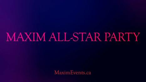 MAXIM NBA All-Star Party