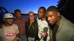 ETalk Coverage from Boat Rally 2016