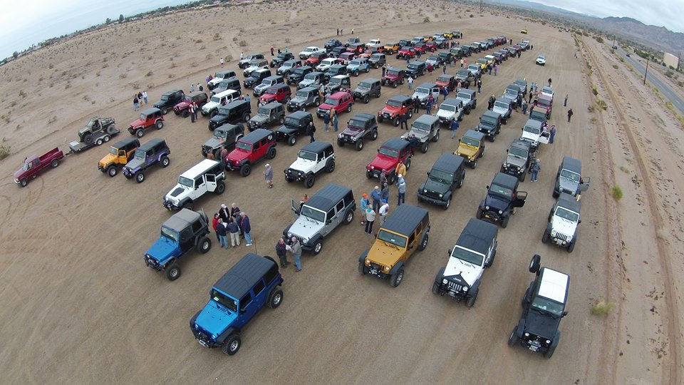 Jeeps at Play