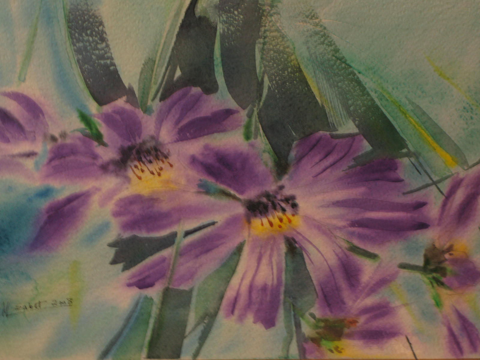 purple+Blooms+24x34+cm+watercolor.JPG