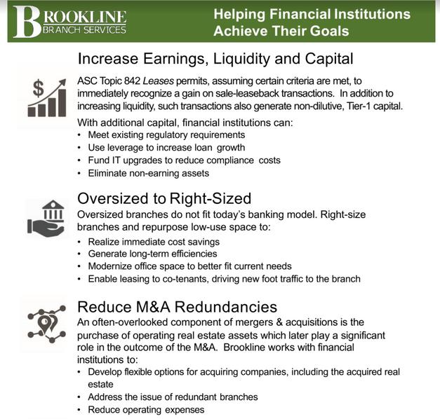 Brookline Branch Brochure