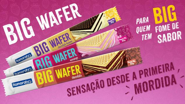 Itamaraty - Big Wafer