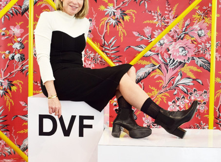 #INCHARGE WITH DVF