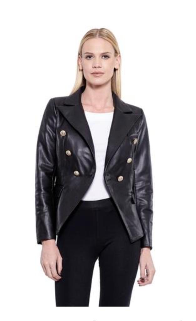 balmain jacket inspo