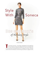 The Dos and Dont's of Holiday Style