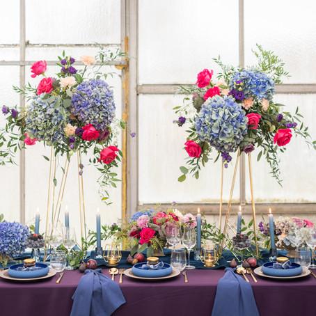 Autumn Blueberry - Shooting inspiration pour un mariage d'Automne