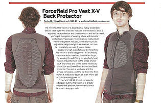 Motorcycle Sport and Leisure - Pro Vest