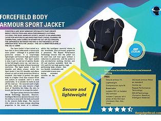 Sport Jacket in Gadgethead magazine - Ma