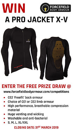 Win a Pro Jacket X-V Competition